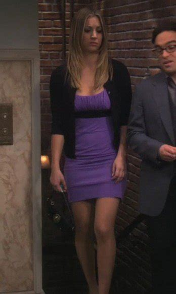 WornOnTV: Penny's blue blouse on The Big Bang Theory