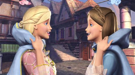 Watch Barbie As The Princess And The Pauper For Free