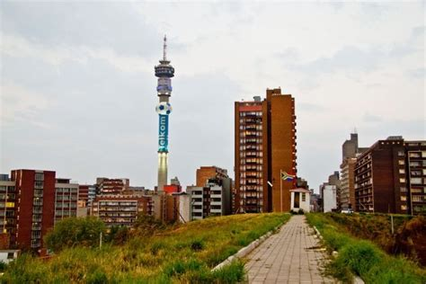 Johannesburg - Where To Stay