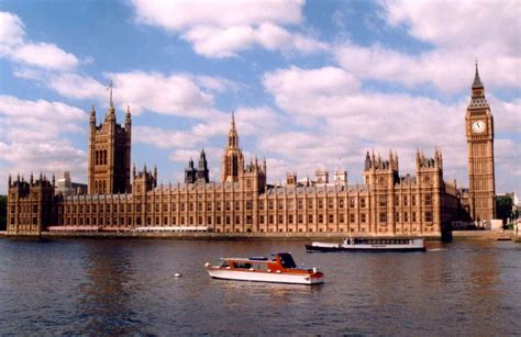 The Palace of Westminster & Its Most Eye Catching Architecture