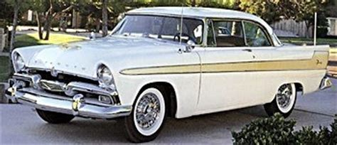 1950s Cars - Plymouth