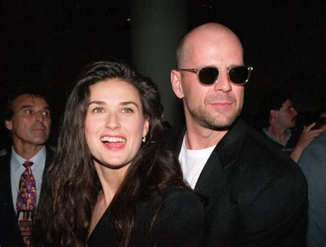 Bruce Willis and Demi Moore Quarantine Together: Fans Ask