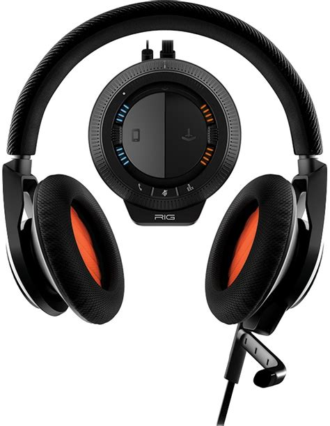 Plantronics RIG Stereo Headset and Mixer Review - Impulse