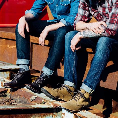 Red Wing Shoes Amsterdam - The Red Wing Heritage Merchant
