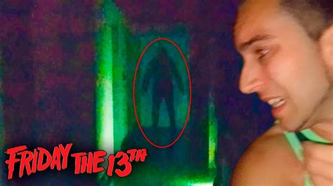 HE VISTO AL JASON VOORHEES REAL | FRIDAY THE 13th - YouTube