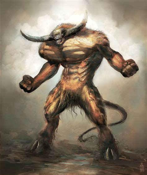 Zodiac Signs Reimagined as Terrifying Fantasy Monsters