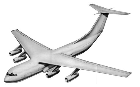 Lockheed c 141 starlifter clipart - Clipground