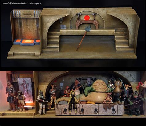 Jedi Temple Archives News: Boutros77 Extended Jabba's