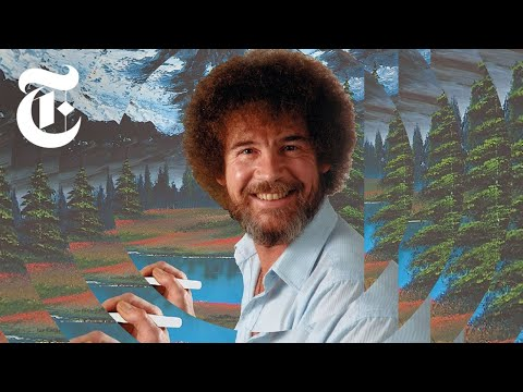 How Much is an Authentic Bob Ross Painting Worth? | To Canvas