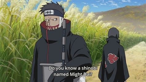 In Naruto, who was the second-most powerful of the seven