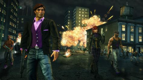 Saints Row: The Third (PS3 / PlayStation 3) Game Profile
